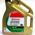 5W40 Castrol EDGE Turbo Diesel – 5L
