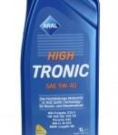 5w40 ARAL High Tronic – 1L