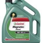 5W40 Castrol Magnatec Diesel – 5L