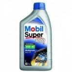 15W40 Mobil Super 1000 X1 Diesel – 1L