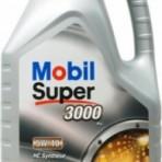 5W40 Mobil Super 3000 X1 – 4L