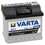 Acumulatori auto Varta – Black Dynamic 41 Ah EN 360