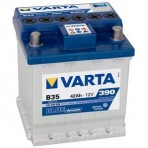 Acumulatori auto Varta – Blue Dynamic 42 Ah EN 390