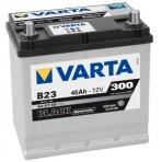 Acumulatori auto Varta – Black Dynamic 45Ah EN 300