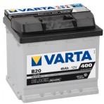Acumulatori auto Varta – Black Dynamic 45Ah EN 400