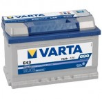 Acumulatori auto Varta – Blue Dynamic 72 Ah EN 680